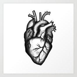 Keep Loving, Keep Fighting. Art Print