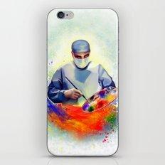 The Art of Medicine iPhone Skin