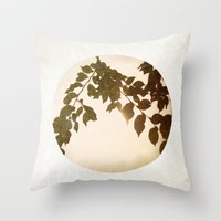 grateful dead Throw Pillows featuring Grateful by Sandra Arduini