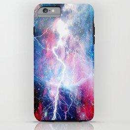 Starred Lightning iPhone Case