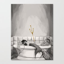 for me Canvas Print