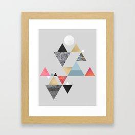 Berg 01 Framed Art Print