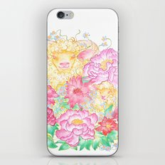 Happy New Year of the Sheep! iPhone & iPod Skin
