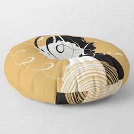 Pride and Prejudice Floor Pillow