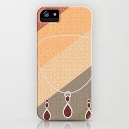 Jangle Dangle iPhone Case