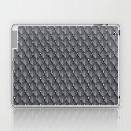 Medieval Fantasy | Metal scales  pattern Laptop & iPad Skin