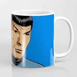 Spock's cat Coffee Mug