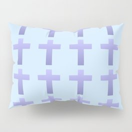 Christian Cross 31 Pillow Sham