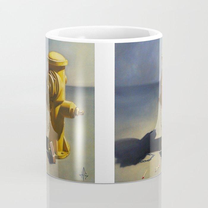 The Odd Couple Coffee Mug