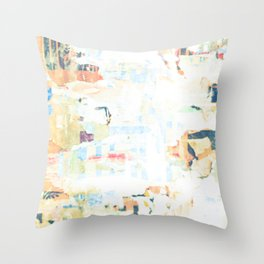 Caobstracto Throw Pillow