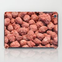 peanuts iPad Cases featuring Caramelized peanuts by Gaspar Avila