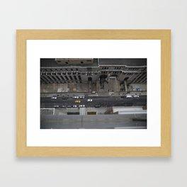 madison square Framed Art Print