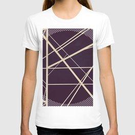 Crossroads - dot circle T-shirt