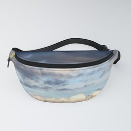 Spring snow in the Sierra Foothills Fanny Pack