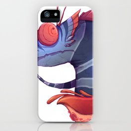 Real Monsters- Dissociative iPhone Case