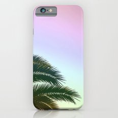 Palm Leaves  - Tropical Sky - Chilling Time Slim Case iPhone 6s