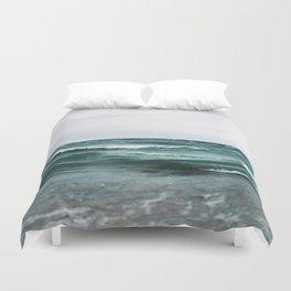 Turquoise Sea #2 Duvet Cover