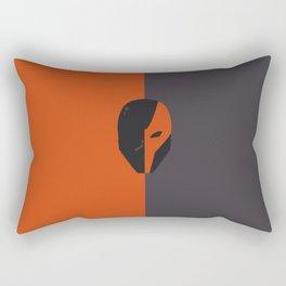 Comic DC Deathstroke Rectangular Pillow