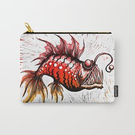 Angler Fish Carry-All Pouch