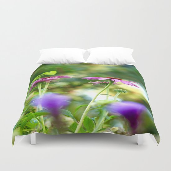 Piece Of Poetry Duvet Cover