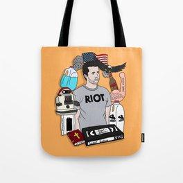 Mac Tote Bag