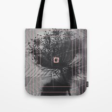 Double Exposure Tote Bag