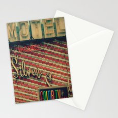 Silver Sands Motel Stationery Cards
