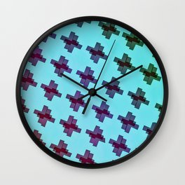 A Plus Wall Clock