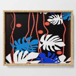 Jungle Night Fever Serving Tray
