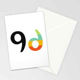 000 - A brand 9day Stationery Cards