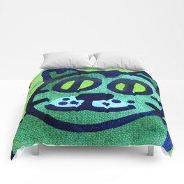 Hey Kitty Kitty Comforters