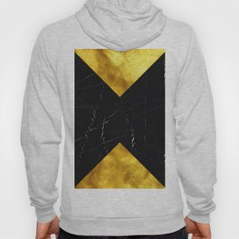 Black and Gold Marble Edition 1 Hoody