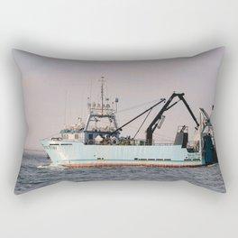 F/V Arctic Fury Rectangular Pillow