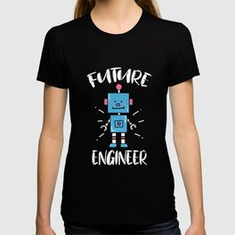 Future Engineer Engineering Student T-shirt