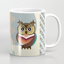 The Wise Owl Coffee Mug