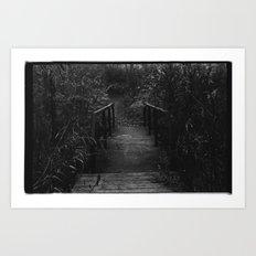 A Place to Escape Art Print