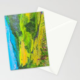 Alaska's Kenai Peninsula - Watercolor Stationery Cards