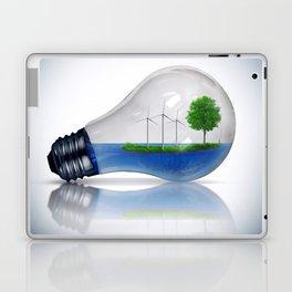 Eco Energy Concept Laptop & iPad Skin