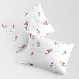 Super Girl Pillow Sham