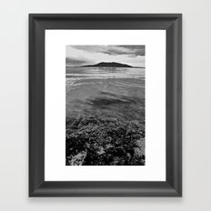 San Jaun Islands Framed Art Print