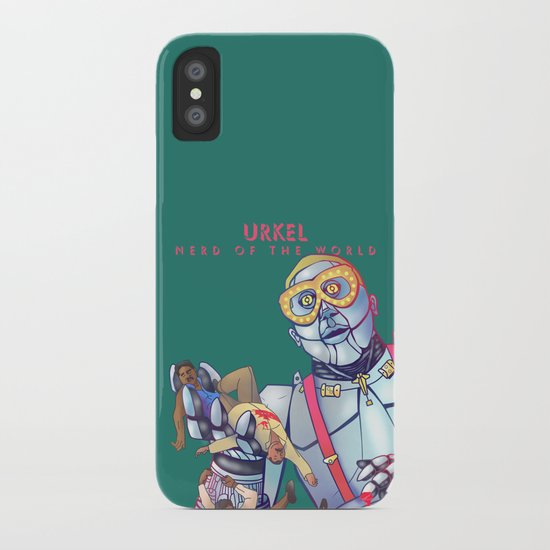 News of the Winslows iPhone Case