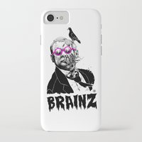 political iPhone & iPod Cases featuring political zombie theme by Krzysztof Kaluszka