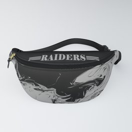 THE RAIDERS Fanny Pack