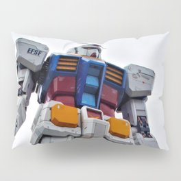 Mobile Suit Gundam Pillow Sham