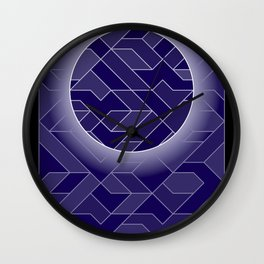 Chromosphere Wall Clock