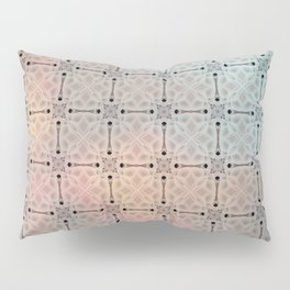 Flowered twilight Pillow Sham