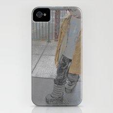 Boy iPhone (4, 4s) Slim Case