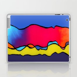 CALIFORNIA WAVE Laptop & iPad Skin