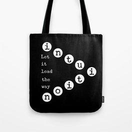 Intuiton Tote Bag
