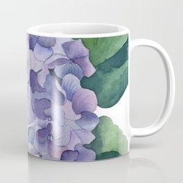 French Hydrangea Coffee Mug